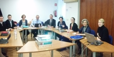 General Assembly Meeting in Madrid